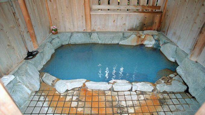 の 峰 温泉 湯